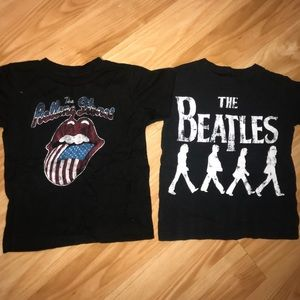 Other - 2T Boys 2 piece shirt bundle!
